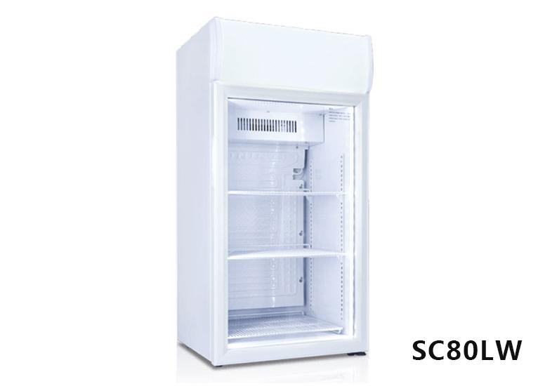 冷暖两用展示柜