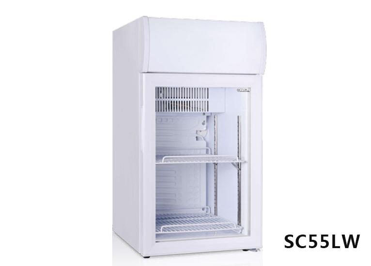 金华冷暖展示柜