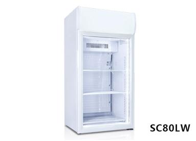 绍兴冷暖两用展示柜